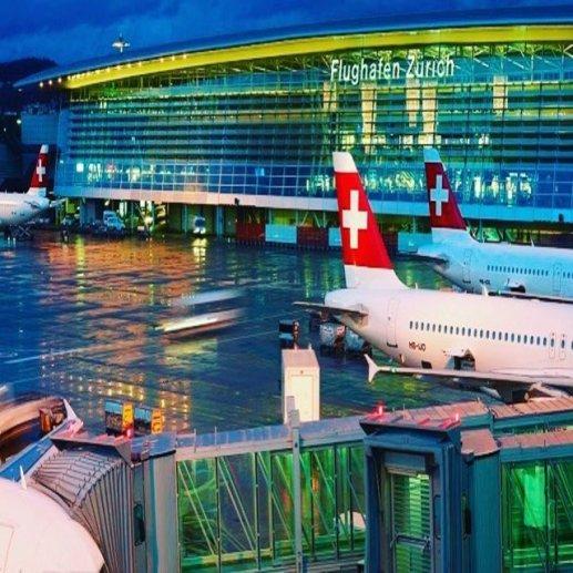 Flughafen Zurich Fluge
